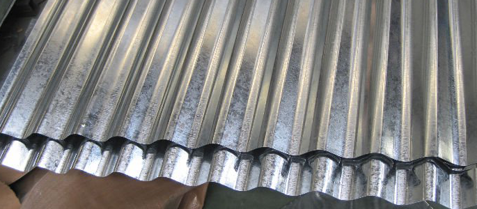 Corrugated Sheets - Manufacturers, Importer & Exporter of